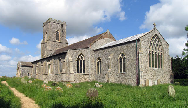 St Mary, East Ruston, Norfolk