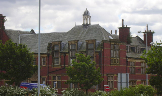 Old County Court Buildings