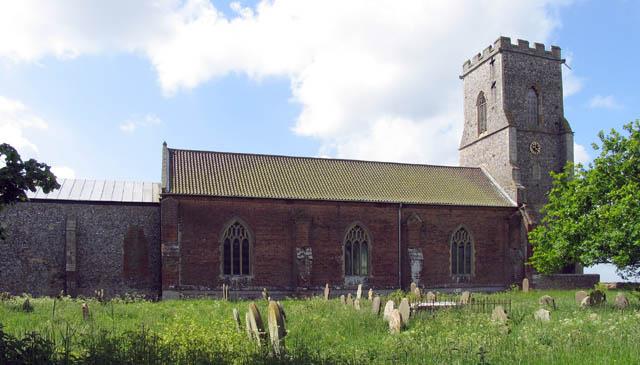 St Mary, East Ruston, Norfolk