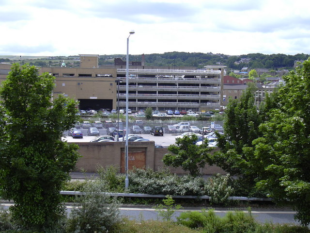 Millennium Car Park