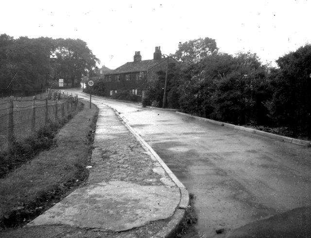 Cottages, Buckley Farm Lane, Rochdale, Lancashire