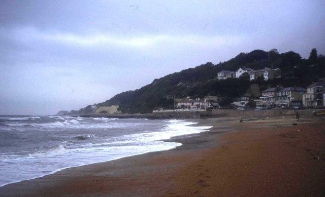 Beach at Steephill