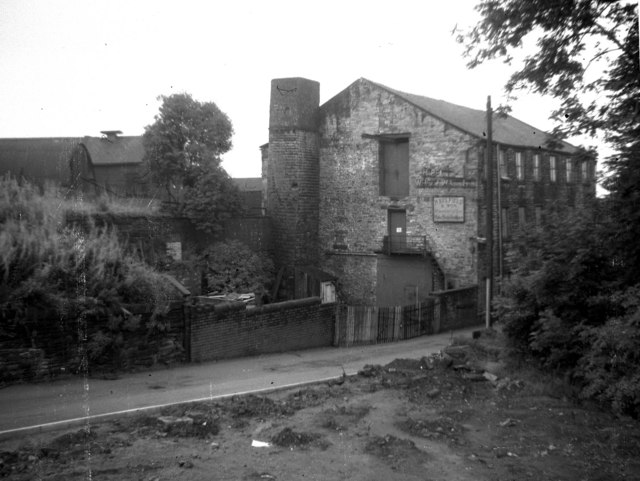 Dye House Lane, Smallbridge, Lancashire