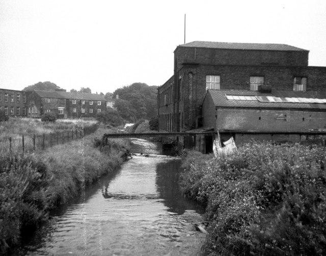 River Roch near Smallbridge, Lancashire