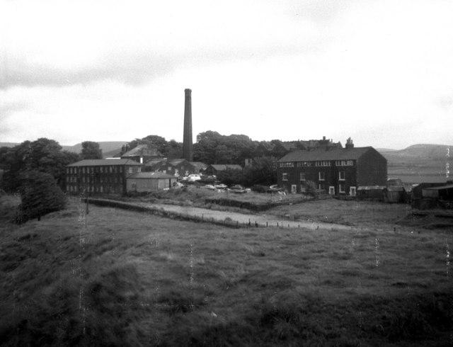 Clegg Hall area
