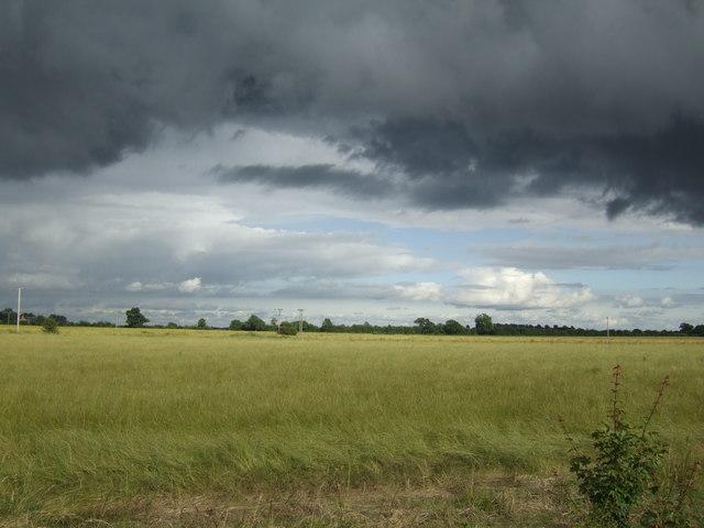 Fenland cloudscape 3