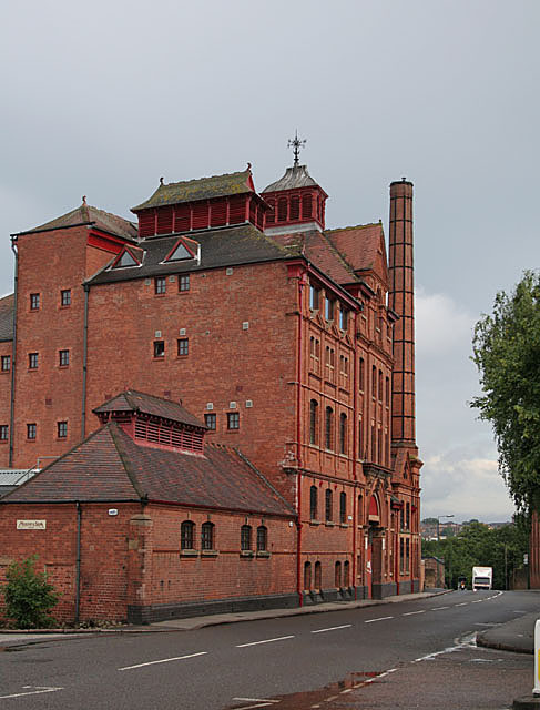 Former Prince of Wales Brewery, Percy Street