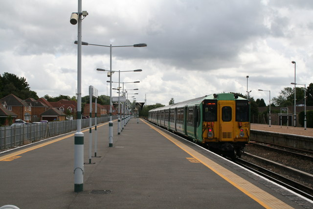 Tattenham Corner station