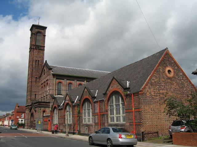 St Bridget's, Bagot Street
