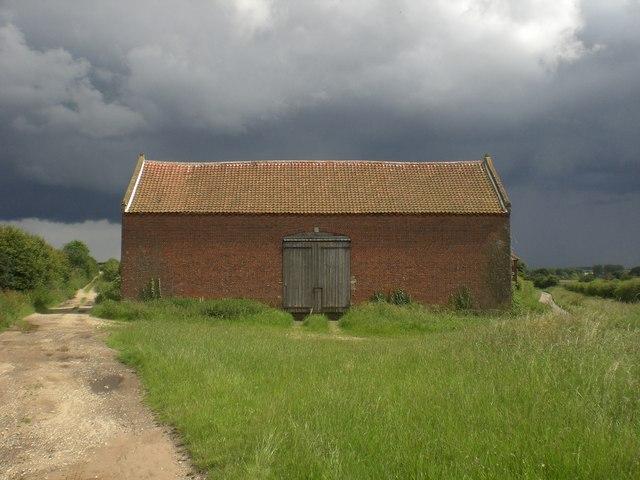 Field Barn near Wighton