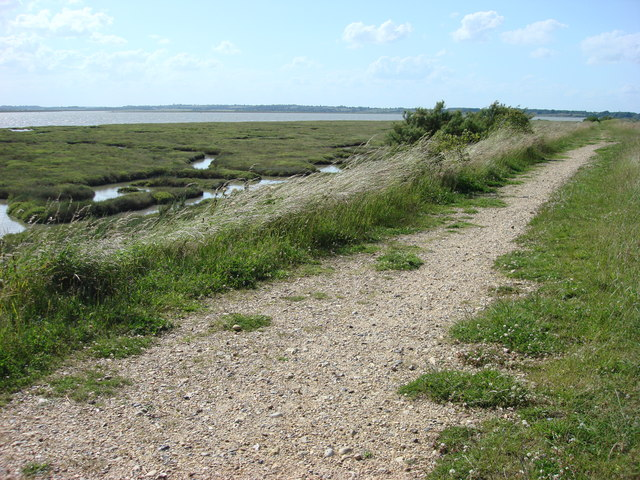 Mouth of the River Colne