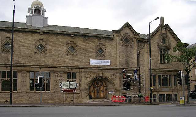 Keighley Library - North Street
