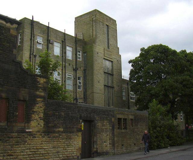 Burnley Victoria Hospital