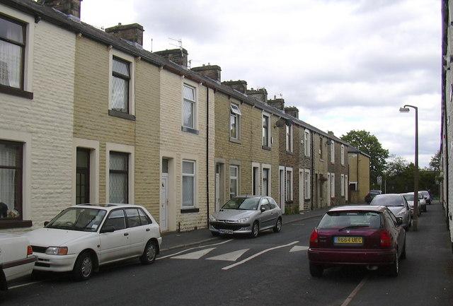 Wynotham Street Burnley