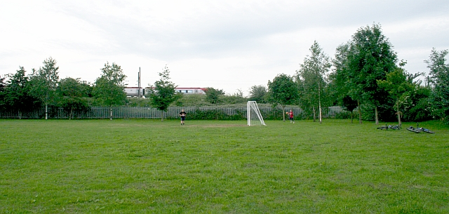 Recreation Ground, Oak Tree Drive Estate, Romanby