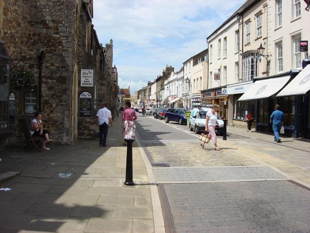 Ely High Street