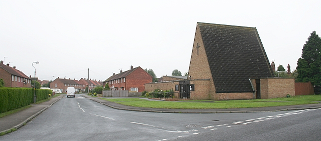 Romanby Methodist Church, The Fairway