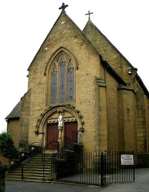 St Anne's Catholic Church - North Street