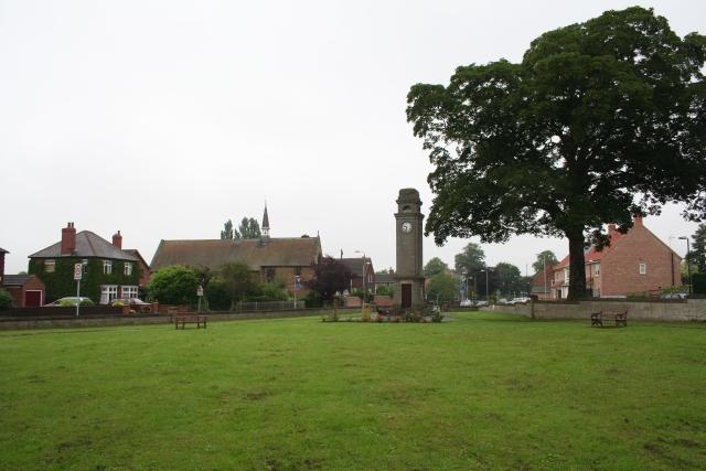 Romanby War Memorial