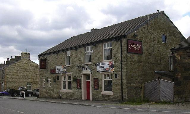 """The Jester Inn"" (Pub) 810 Burnley Road, Rawtenstall, Rossendale, Lancashire BB4 8BH"