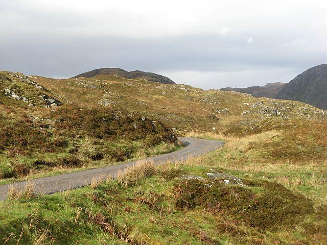 Strathconon Road