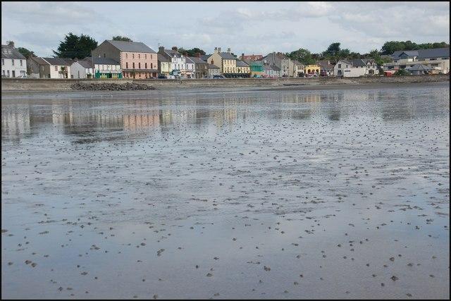 The beach at Blackrock, Co Louth © Albert Bridge ...