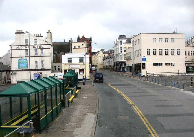 Douglas , Lord Street