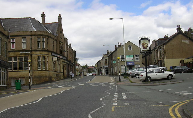 Burnley Road Crawshawbooth