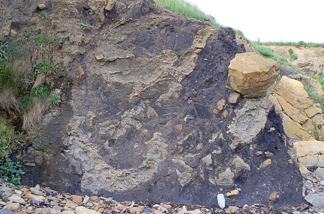 Pyroclastic breccia