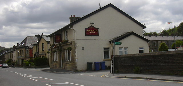 Ashworth Arms Burnley Road