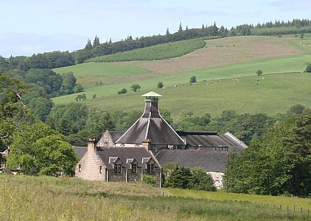 Convalmore Distillery