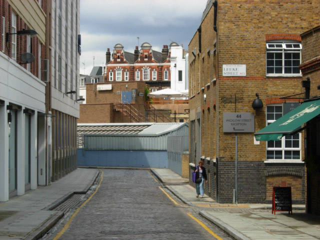 Wicklow Street, King's Cross