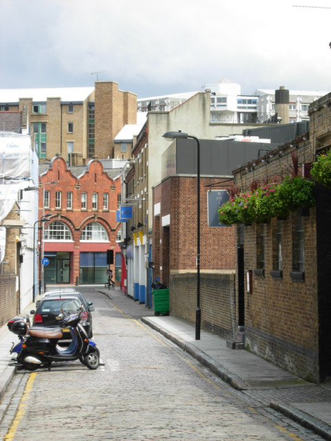 Leeke Street, King's Cross