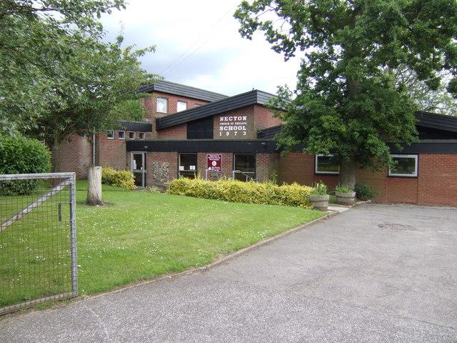 Necton C. of E. Primary School