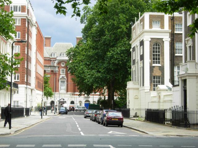 Endsleigh Place, Bloomsbury