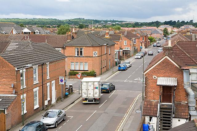 Blenheim Road, Eastleigh
