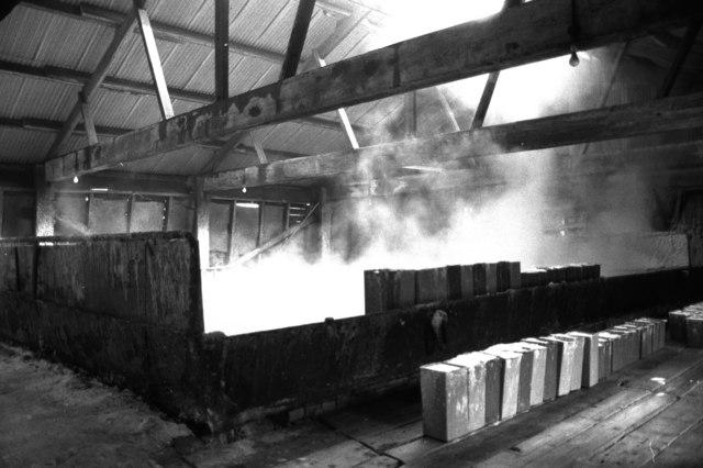 Lion Salt works, Marston