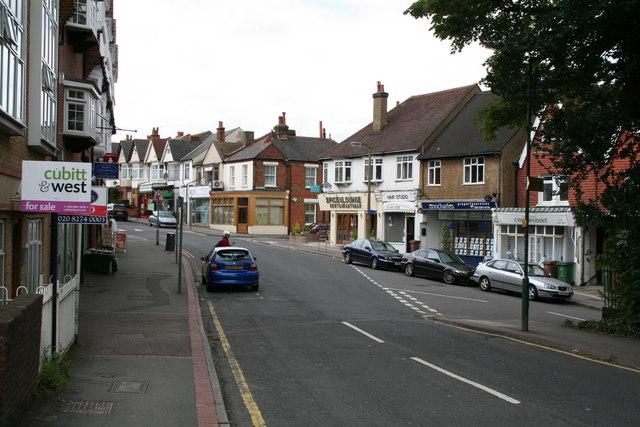 Station Road, Belmont, Surrey