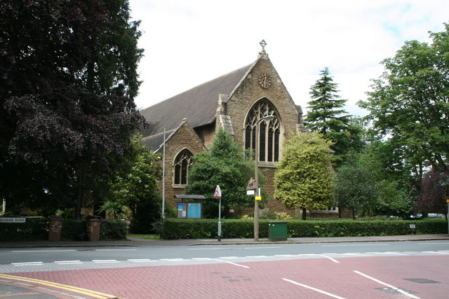 St. John's Church (C of E), Queens Road, Belmont