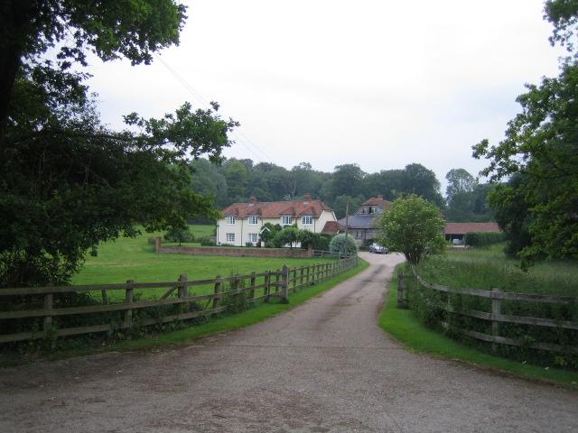 Warren Farm, The Warren, Buckholt