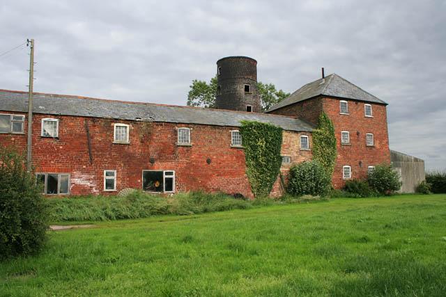 Penny Hill windmill