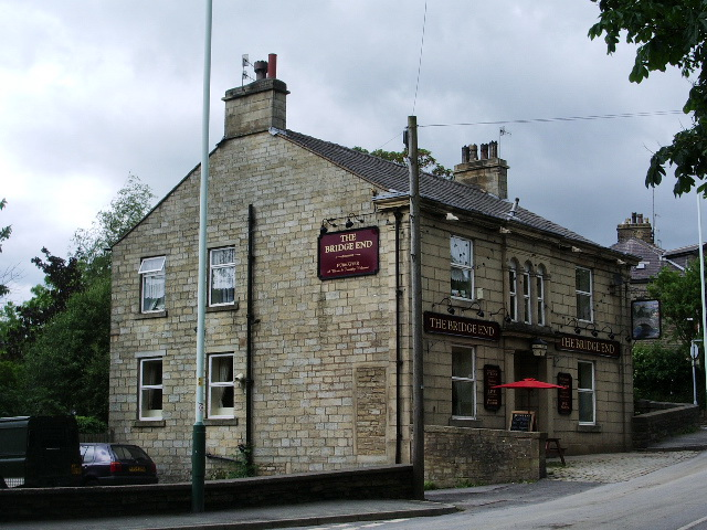 The Bridge End, Helmshore