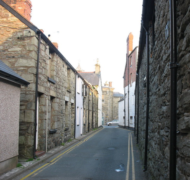Lower Castle Street