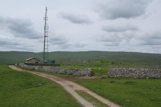 TV mast, Wassa Hill