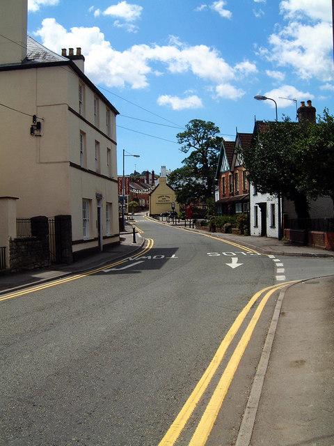 Chepstow - Bridge Street