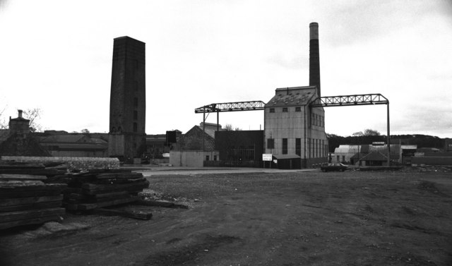 Thomas Tait paper mill, Inverurie