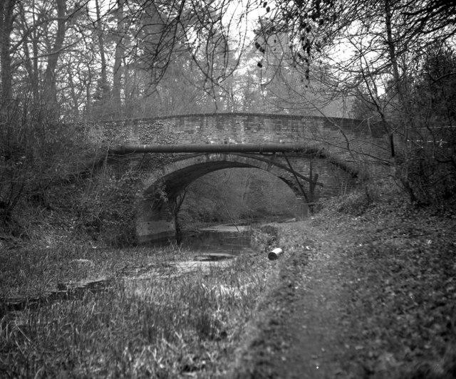 Malthouse Bridge, Basingstoke Canal