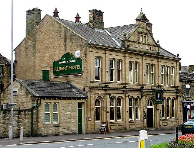 Albert Hotel - Oakworth Road