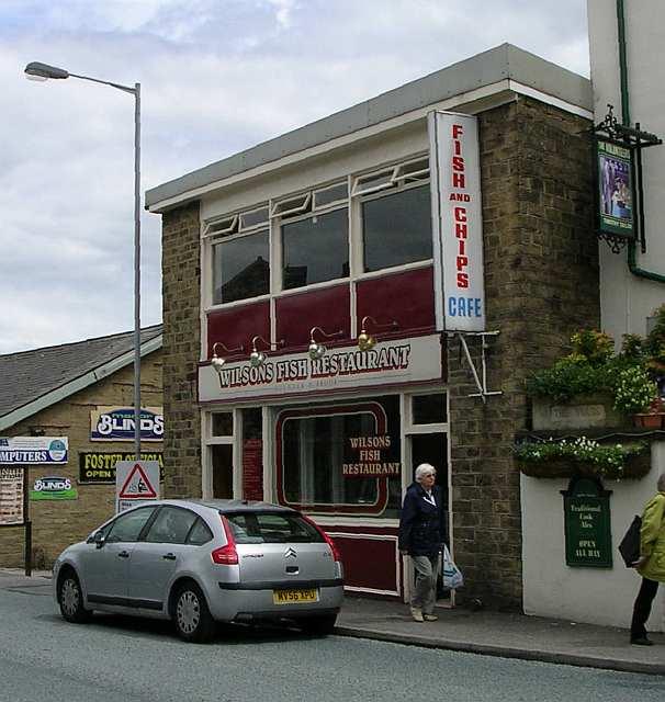 Wilson's Fish Restaurant - Lawkholme Lane