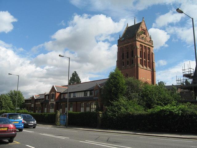 St Columba's Smithdown Road